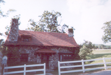 Upper Gate House (Lodge)